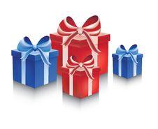 Free Gift Boxes Stock Photo - 6562790