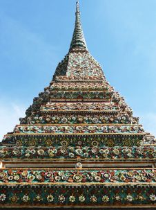 Free Palace Bangkok Temple Wat Stock Photos - 6563513