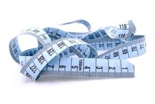 Free Centimeter On White Stock Images - 6563624