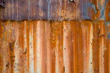 Free Rusty Fence Stock Image - 6563871