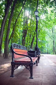 Free Bench Royalty Free Stock Photography - 6564047