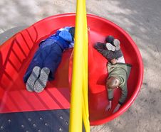 Free Playground Royalty Free Stock Image - 6564546