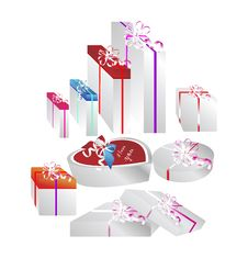 Free Christmas Gifts 3 Stock Images - 6564994