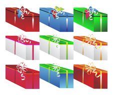 Free Christmas Gifts 5 Stock Image - 6565131