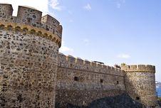 Free San Miguel Castle In Almuñecar. Stock Photography - 6565292