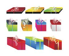 Free Christmas Gifts 9 Stock Photos - 6565393