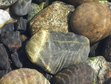 Free River Stones Royalty Free Stock Image - 6565566