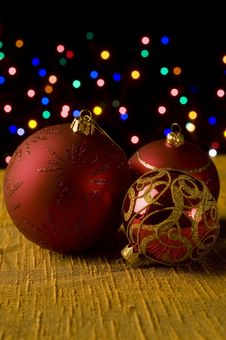 Free Christmas Still Life Royalty Free Stock Image - 6565776
