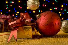Free Christmas Still Life Stock Images - 6565794