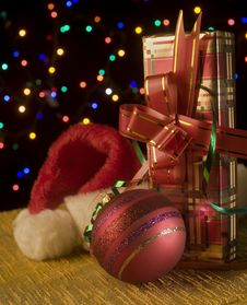 Free Christmas Still Life Stock Photography - 6565802