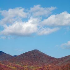 Free Autumn Mountain Top Stock Images - 6566474