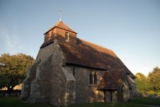 Free Jevington Parish Church 2 Stock Photo - 6566500