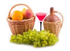 Free Green Tasty Grapes Royalty Free Stock Photos - 6566648