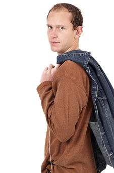 Free Young Caucasian Man Stock Photo - 6566820