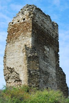 Free Ruined Tower Royalty Free Stock Images - 6567769