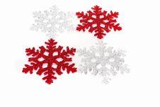 Free Snowflakes Royalty Free Stock Photo - 6569405