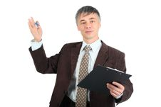 Free Businessman Royalty Free Stock Photography - 6569667