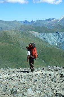 Free Climber Stock Photos - 6569673