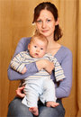 Free Happy Mother With Baby Stock Photo - 6578290