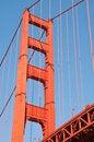 Free Golden Gate Bridge Tower Stock Photo - 6578630