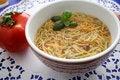 Free Noodles Soup Stock Photos - 6579953