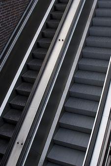 Free Escalator Stock Photography - 6570382