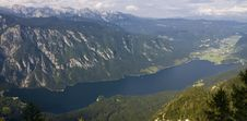 Free Lake Bohinj Stock Image - 6570451