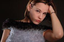 Free Fashion Female Royalty Free Stock Image - 6570556
