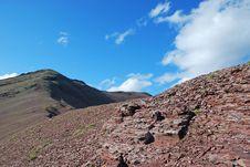 Free Mountain In Rockies Royalty Free Stock Photo - 6570855
