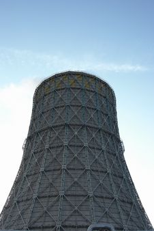 Free The Cooling Tower Stock Images - 6571184