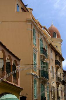 Free Street Of Monaco Stock Photography - 6571602