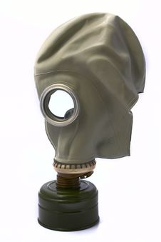 Free Gas Mask Royalty Free Stock Photo - 6571625