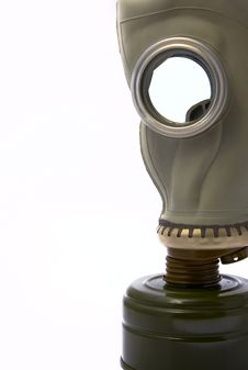 Free Gas Mask Stock Photography - 6571632