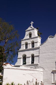 Free San Diego Mission Alcala Stock Image - 6572441