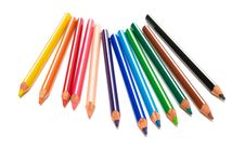 Free Color Pencils Stock Photo - 6572980