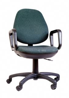 Free Office Armchair Stock Image - 6573201