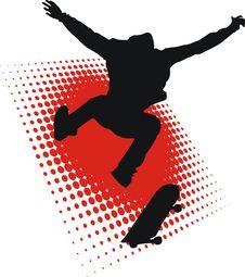 Free Skateboarding Stock Photo - 6573470