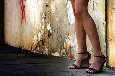 Free Feet Stock Photography - 6573662