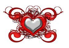 Heart Logo Royalty Free Stock Image