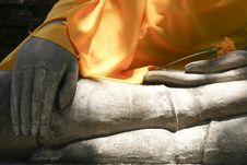 Free Buddhas Hands Royalty Free Stock Photos - 6574348