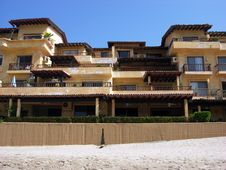 Free Sand Colour Resort Stock Photos - 6575023