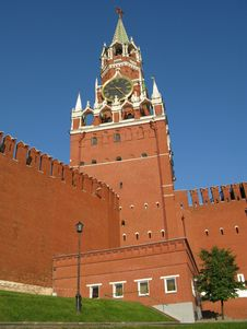 Free Red Square Moskow Stock Photography - 6575042