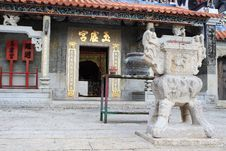 Free Yuk Hui Temple Royalty Free Stock Photos - 6575258