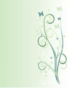 Free A Vector Floral Design Royalty Free Stock Image - 6575336