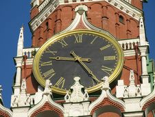Free Red Square Moskow Stock Image - 6575371