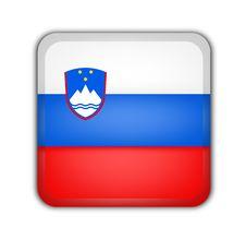 Free Flag Of Slovenia Royalty Free Stock Photos - 6575448