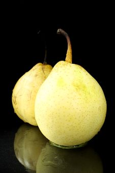 Free Pears Royalty Free Stock Photo - 6576745