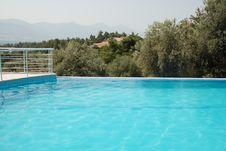 Free Swimming Pool Royalty Free Stock Image - 6577466
