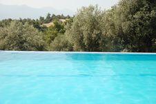 Free Swimming Pool Royalty Free Stock Image - 6577616