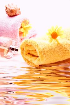 Free Bath Towels Royalty Free Stock Image - 6578246